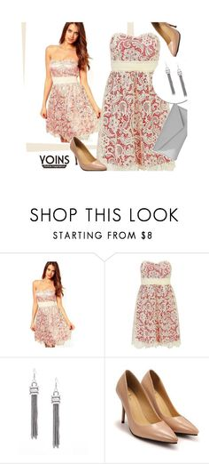"""""""Yoins 3/1.3"""" by merima-kopic ❤ liked on Polyvore featuring L.K.Bennett, yoins and yoinscollection"""