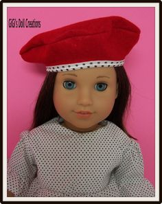 Ready for Paris doll clothing for American by GiGisDollCreations