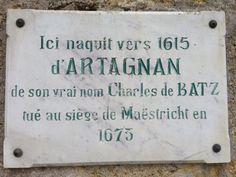 Удивительное историческое место !  Замок, где родился известный мушкетер - д'Артаньян ! http://www.ru-france.com/wine-tours/тур-в-гасконию