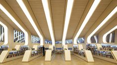 Vennesla Library and Culture house  by Helen & Hard Architects