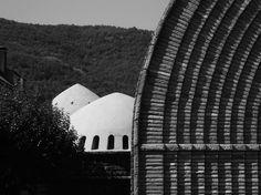 Iglesia de La Assunció - El Pont de Suert (Lleida) Eduardo Torroja  y Josep Rodríguez Mijares