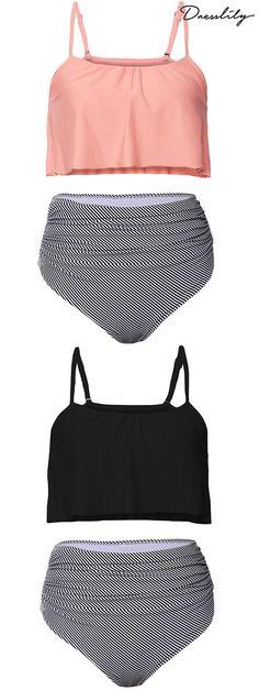 dfe4788bae968 Buy New Swimwear,Shop the Latest Womens Bathing Suits, Swimsuits, & Bikinis  Online at Dresslily.com. FREE SHIPPING WORLDWIDE!#swimwear#swimsuit