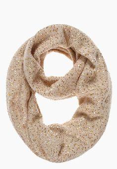Sparkle scarf by @katespadeny