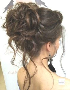 43 Cutest Trendy 💇 High Bun Up Do Hairstyle for You May Love 🤗 - Diaror Diary 43 Cutest Trendy 💇 High Bun Up Do Hairstyle For You May Love 🤗 - Hairstyle 04 💕𝕴𝖋 𝖀 𝕷𝖎𝖐𝖊, 𝕵𝖚𝖘𝖙 𝕱𝖔𝖑𝖑𝖔𝖜 𝖀𝖘! High Bun Hairstyles, Ball Hairstyles, Wedding Hairstyles For Long Hair, Wedding Hair And Makeup, Trendy Hairstyles, Men's Hairstyle, Graduation Hairstyles, Curly Haircuts, Hairstyles 2018
