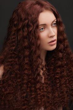 Drozdov & Guseva red hair