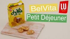 BelVita Petit Déjeuner⎪Papier et FIMO