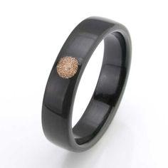 Eco Wood Rings. Custom Design Rings, unique handcrafted wood rings