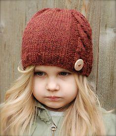 Ravelry: Leighton Cloche' pattern by Heidi May Baby Hats Knitting, Knitting For Kids, Knitting Projects, Crochet Projects, Knitting Patterns, Crochet Patterns, Heidi May, Crochet Baby, Knit Crochet