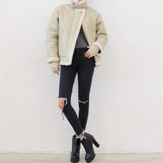 perfect fall/winter style