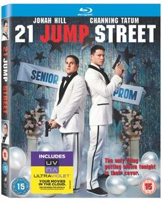 Love It 21 Jump Street BLU RAY