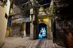Increíbles plantillas de luz por Wittner Fabrice