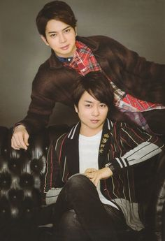 Sho and Jun. You Are My Soul, Try Harder, Bambi, Poses, Guys, Movie Posters, Life 2016, Group, Concert
