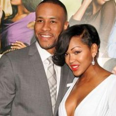 Post image for Meagan Good And Fiance' Are Waiting Til Marriage To Have Sex Black Celebrity Couples, Black Couples, Hot Couples, Couples In Love, Power Couples, Celebrity Gallery, Celebrity Photos, Megan Good, Black Marriage