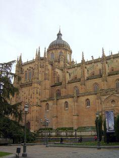 Catedral, Salamanca.