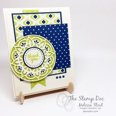 Stampin' Up! Eastern Palace Suite,  MOJO494