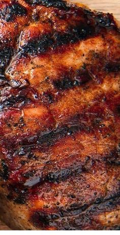 This Honey Soy Grilled Pork Chops is tremendously delicious. ~ Click pin to learn ~ Pork Chop Recipes Baked Easy Pork Chop Recipes, Grilling Recipes, Pork Recipes, Cooking Recipes, Cooking Ham, Cooking Tips, Sauce Recipes, Chicken Recipes, Healthy Recipes