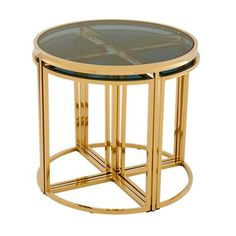 Everest Geometric Accent Table【2019】 Furniture