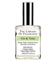 Library of Fragrance Gin & Tonic Eau de Toilette 30ml