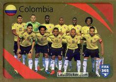 Colombia (FIFA/Coca-Cola World Ranking)
