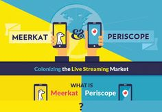 Meerkat vs. Periscope