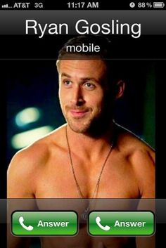 Hey girl... i just met you and this is crazy but now im calling so answer maybe?