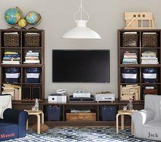 Madison 3 Shelf Bookrack Kids Storage Furniture Kids