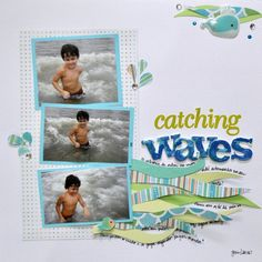catching waves** Imaginisce** - Two Peas in a Bucket