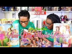 Movie Review: Barbie & Her Sisters Great Puppy Adventure - YouTube