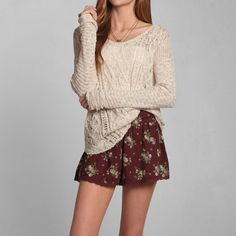 Womens Christa Sweater | Womens Sweaters | Abercrombie.com