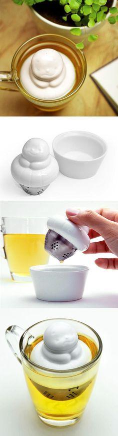 Teababy Tea Infuser <3 So cUte!
