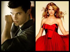 #piZap by VasilisaKincaid  Taylor Lautner and Taylor Swift