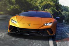 Siêu bò Lamborghini Huracán Performante hiệu suất cao trình làng