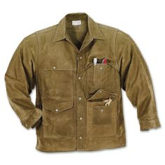 Filson Tin Cruiser; Made of 100% oil finished cotton in the US; $260