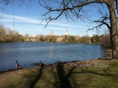 University of Notre Dame in Indiana #spring #UND