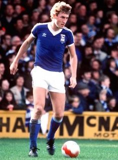 Terry Butcher Ipswich Town 1981 British Football, English Football League, Ipswich Town Fc, Image Foot, Laws Of The Game, Association Football, Most Popular Sports, Everton Fc, Ant