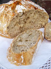 Portuguese Recipes, Banana Bread, Food And Drink, Cooking, Desserts, Rye Bread, Gastronomia, Artisan Bread, Stuffed Bread