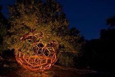 Honey Sphere, Beverly Hills, California