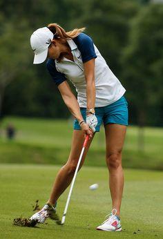 Michelle Wie Photos - Wegmans LPGA Championship - Round Two - Zimbio