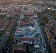 7 | The A-To-Zaha List: 7 Of Hadid's Best Buildings | Co.Design: business + innovation + design