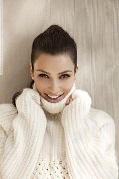 Kim Kardashian Photoshoot 2013   Advertising: Photo shoots