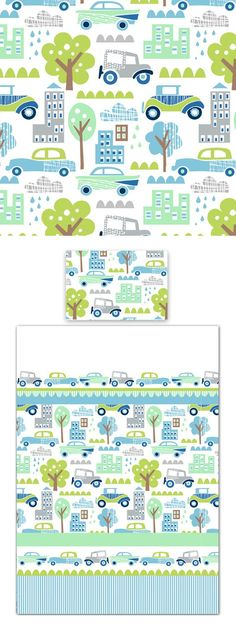 wendy kendall designs – freelance surface pattern designer » city cars: