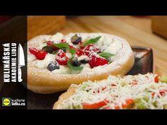 Langoše - Roman Paulus - Kulinářská Akademie Lidlu - YouTube Lidl, Roman, Cheesecake, Youtube, Cheesecakes, Youtubers, Cherry Cheesecake Shooters, Youtube Movies