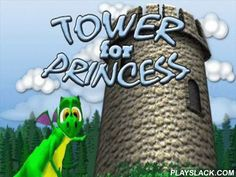 Tower For Princess  Android Game - playslack.com , Tower for Princess - children game about a dragon who looks for a fit tower for the princess.  The dragon simply travels on a tower, attempting  to find the essential structure on which he will be able to hold the princess, once when he grows up...  The tower actually reminds a system very much - reaching  to a door, you never know - where you will leave from.  There is some torpor in changes of the conqueror, but it is magnificent for the…