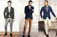 Men's spring jacket fashion - Trendy Key