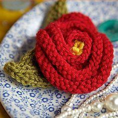 Flower Corsage pattern