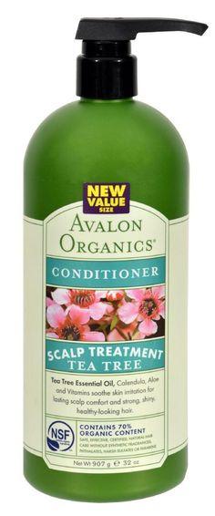 Avalon Conditioner Organic Tea Tree