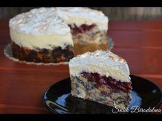 Mákos guba torta elkészítése recepttel - Sütik Birodalma - YouTube Guam, Mousse, Cheesecake, Cookies, Food, Youtube, Poppy, Christmas, Crack Crackers