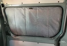 Window Covers – Overland Gear Guy -  Insulated, Made to Order, Made in the USA,  Choose from Foam or Havelock Wool Sprinter, ProMaster, Transit Vans.  Magnetic Window Covers