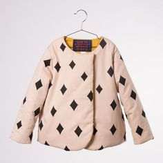 Bobo Choses - Diamond Sky reversible jacket
