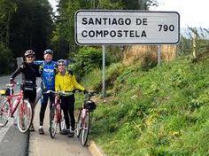 Indy Bikehiker: CYCLING CAMINO de SANTIAGO FOR KIDS